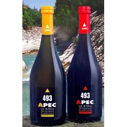 Birra Apec Artigianale bionda cl.75