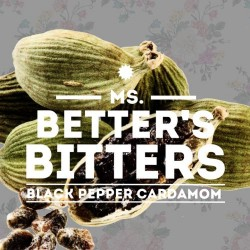 MS BETTER'S BLACK PEPPER CARDAMOM