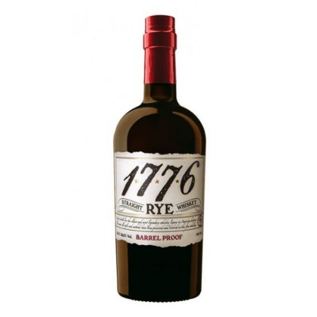 STRAIGHT 1776 RYE BARREL PROOF WHISKEY