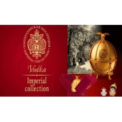 COLLECTION ULTRA PREMIUM UOVO FABERGE' GOLD