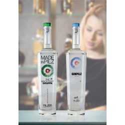 MADE IN PILZ THE MIXOLOGIST GRAPPA PILZER