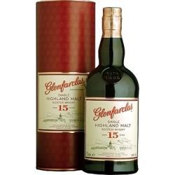 Whisky Glenfarclas 15 y.o.