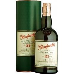 Whisky Glenfarclas 21 y.o.