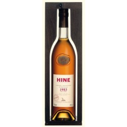 Early Landed 1983 COGNAC HINE