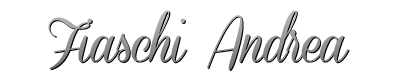 Fiaschi Andrea - Ditta Individuale