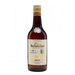 RHUM BARBANCOURT RISERVA SPECIALE 8 Y.O. (CINQUE STELLE)