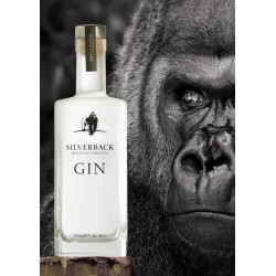 SILVERBACK LOND DRY GIN