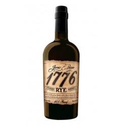 STRAIGHT 1776 RYE WHISKEY
