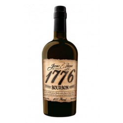 STRAIGHT 1776 BOURBON WHISKEY