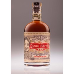 DON PAPA 7 ANNI RUM CL.20