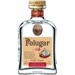 POLUGAR N°2 GARLIC & PEPPER CL.70