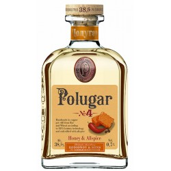 POLUGAR N°4 HONEY & ALLSPICE