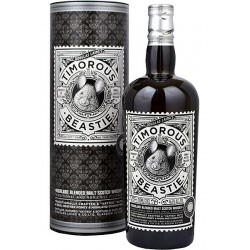 TIMOROUS BEASTIE HIGHLAND BLENDED MALT SCOTCH WHISKY C.A.