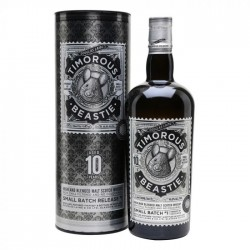 TIMOROUS BEASTIE HIGHLAND 10 Y.O. BLENDED MALT SCTCH WHISKY C.A.