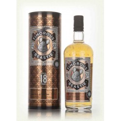 TIMOROUS BEASTIE HIGHLAND 18 Y.O. BLENDED MALT SCTCH WHISKY C.A.