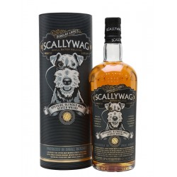 SCALLWAG SPEYSIDE BLENDED MALT SCOTCH WHISKY C.A.