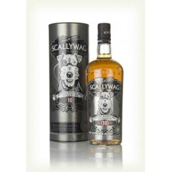 SCALLYWAG 10 Y.O. SPEYSIDE BLENDED MALT SCOTCH WHISKY C.A.