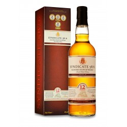 SYNDICATE 12 Y.O. SUPERIOR BLENDED SCOTCH WHISKY C.A.