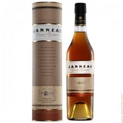 Armagnac Janneau double 25 ans